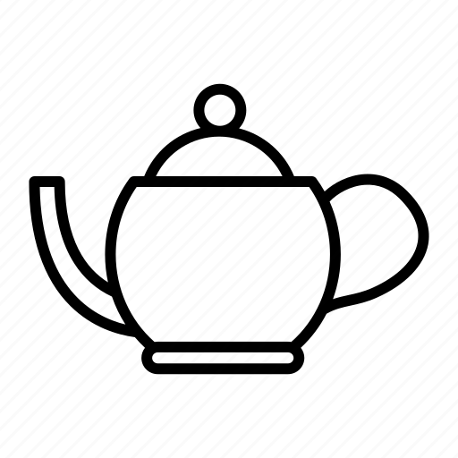 coffee, hot, kitchen utensils, pot, tea, teapot icon