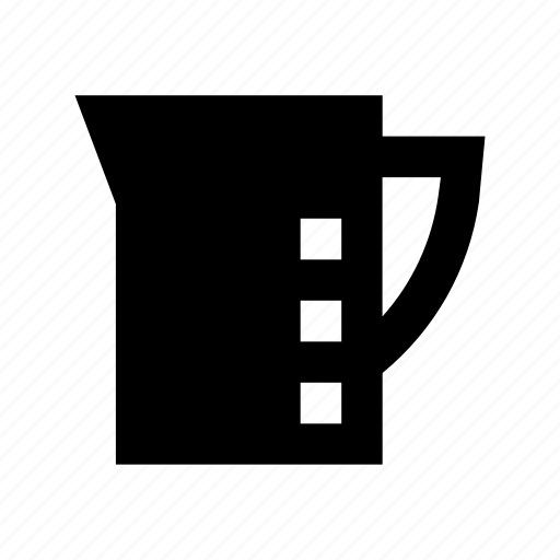 jug, kitchen icon