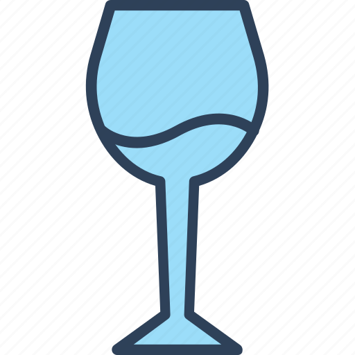 beverage, drink, glass, juice glass, water glass icon