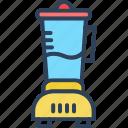 blender, food processor, juice extractor, juicer, squeezer machine