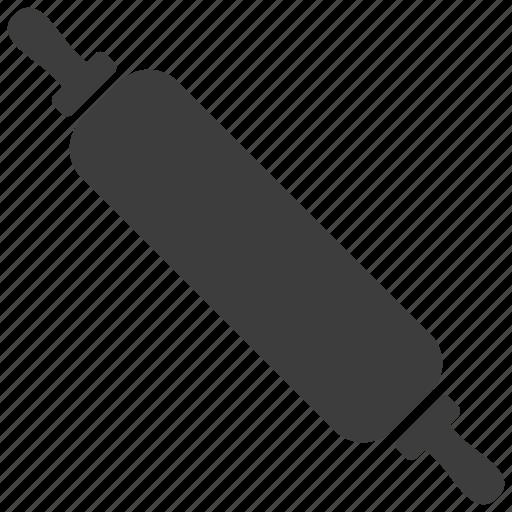 kitchen, rolling pin, utensils icon