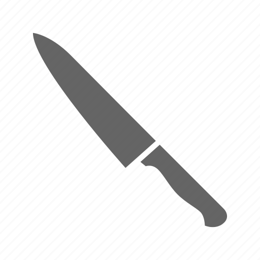 Knive, kitchen, knife, weapon, cook, fork, meal icon - Download on Iconfinder