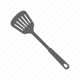 cooked, cooking, food, kitchen, object, restaurant, spatula icon