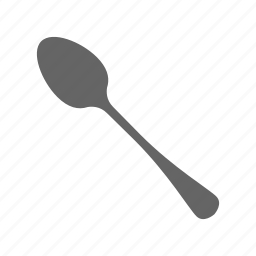 cooking, dessert, food, kitchen, meal, restaurant, spoon icon