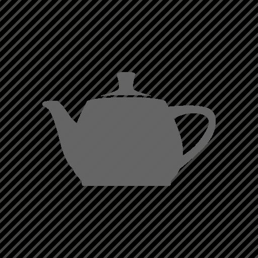 hot, kettle, kitchen, pot, tea, tea pot, utensil icon