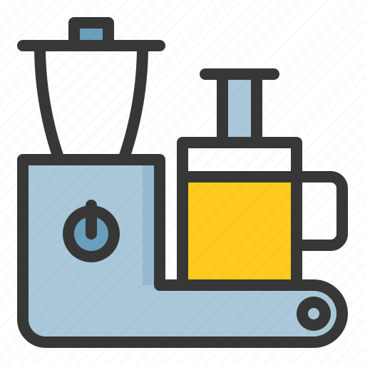 blender, juice blender, kitchen, kitchenware, utensill icon