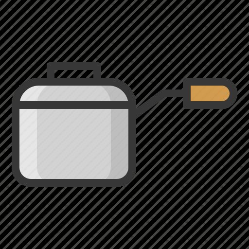 kitchen, kitchenware, lid, pot, pot and lid, utensill icon