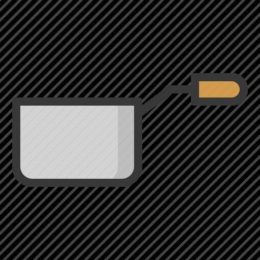 kitchen, kitchenware, pan, pot, saucepan, utensill icon
