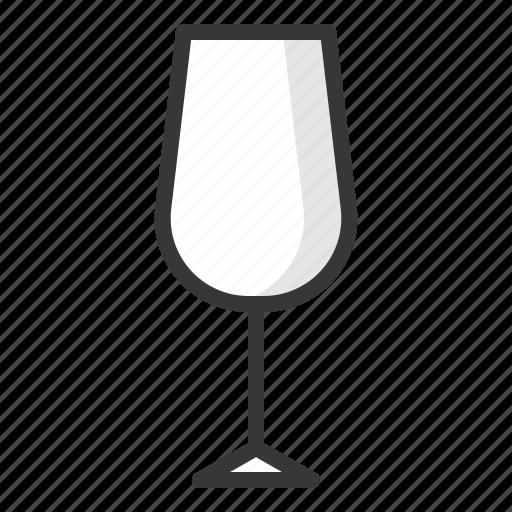 glass, kitchen, kitchenware, utensill, wine glass icon