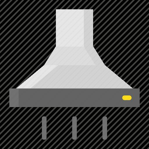 exhaust fan, kitchen, kitchen exhaust fan, kitchenware, utensill icon