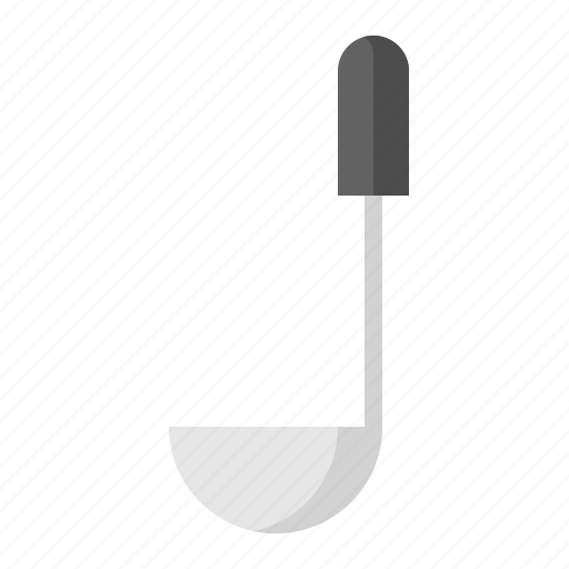 kitchen, kitchenware, ladle, utensill icon