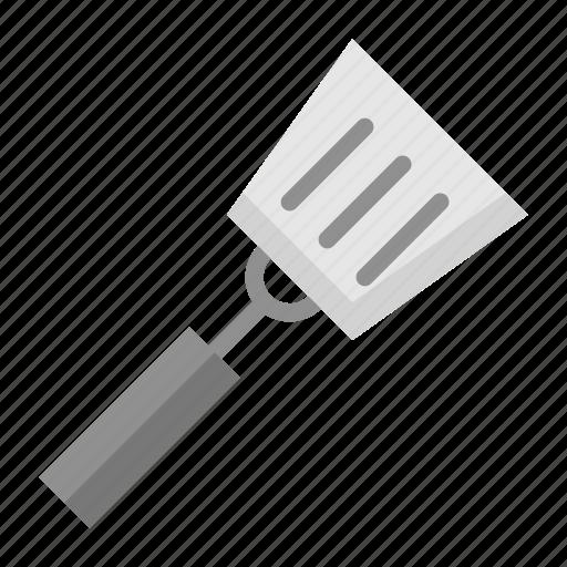 kitchen, kitchenware, turner, utensill icon