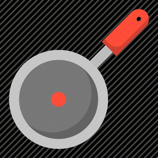kitchen, kitchenware, pan, teflon pan, utensill icon