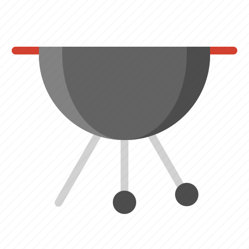 barbecue grill, bbq, kitchen, kitchenware, utensill icon