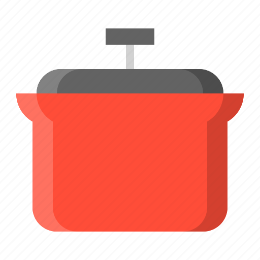kitchen, kitchenware, pot, utensill icon