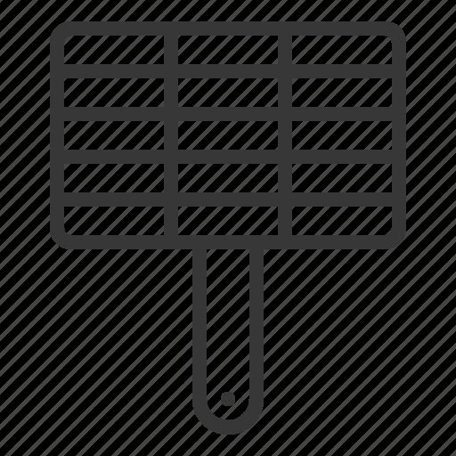 grill grate, kitchen, kitchenware, utensill icon