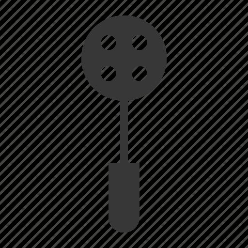 kitchen, kitchenware, skimmer, utensill icon