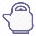 cauldron, kettle, kitchen, utensils icon