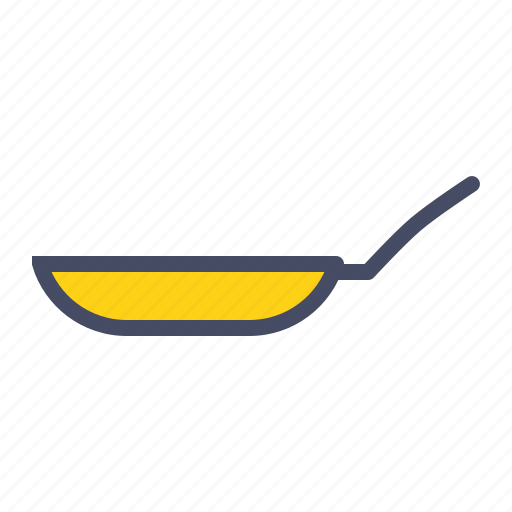 cook, fry, frying, kitchen, pan, saute icon