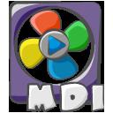 mdi icon