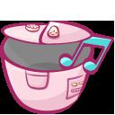 cooker, music