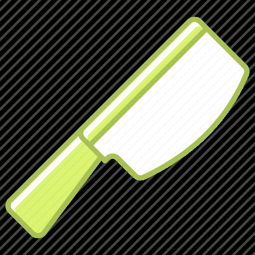 butcher, halloween, knife icon