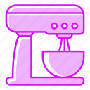 kitchen, kitchenware, mixer, stand, tool icon