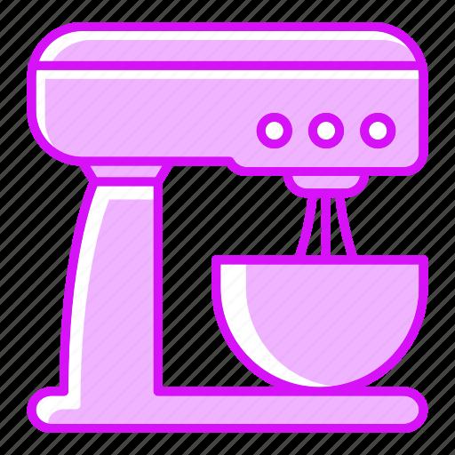 kitchen, kitchenware, mixer, stand, tool icon