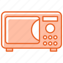 equipment, kitchenwareappliance, microwave, restaurant icon