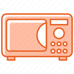 equipment, kitchenwareappliance, microwave, restaurant icon