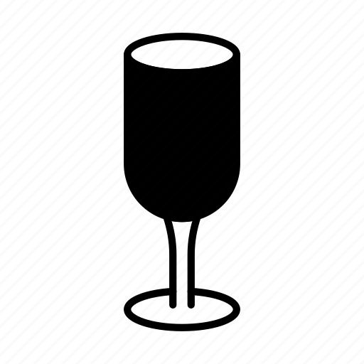 alcohol, beverage, drink, glass, kitchenware, water, wine icon