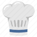 chef hat, cooking, kitchen, kitchenware, tools, utensil icon