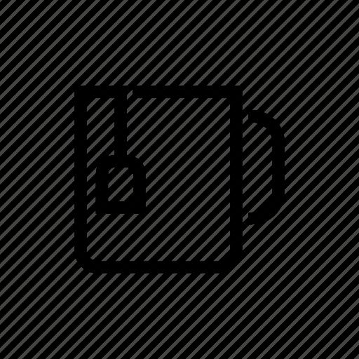 beverage, cup, drink, glass, mug icon