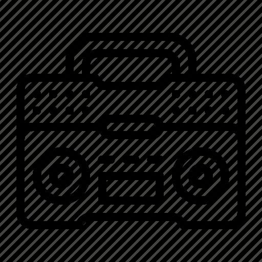 Fun, loud, music, speaker, uttarayana, voice icon - Download on Iconfinder