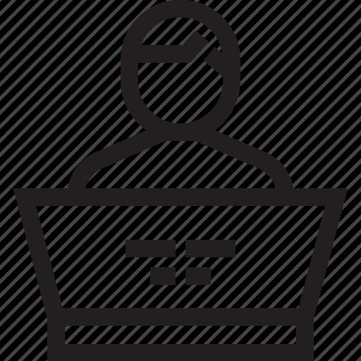 business, enterprise, knowledge, marketing icon