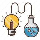 creative, education, knowledge, school, smart, solution, tests icon