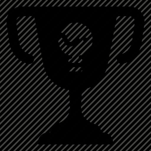 award, creative, genius, idea, lightbulb, success, thinking icon