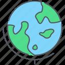 globe, earth, international, planet, school, world, world map
