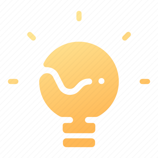creative, energy, genius, idea, lamp, lightbulb, power icon