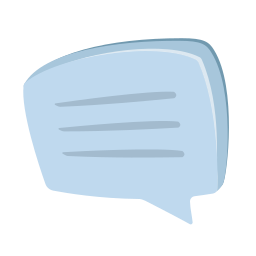 chat, communication, customer service, feedback, message bubble, support, text icon