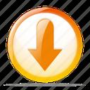 down, arrow, arrows, download, downloads