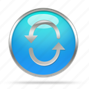 refresh, reload, sync, update icon