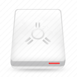 disk, drive, hard, hdd, storage, store icon