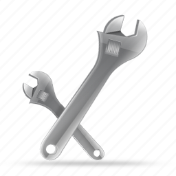 amend, edit, modify, spanner, tools icon