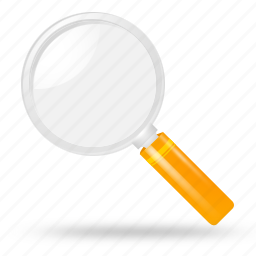 find, locate, magnifier, magnifying, magnifying glass, search, zoom icon