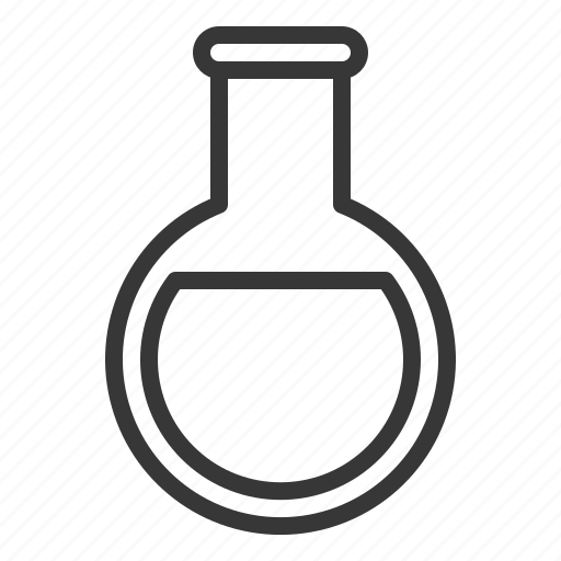 chemistry, equipment, flask, lab, laboratory, science, test tube icon