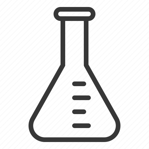 chemistry, equipment, flask, lab, laboratory, science icon