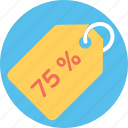 big sale, customer offer, mega sale, sale off tag, sale percentage icon
