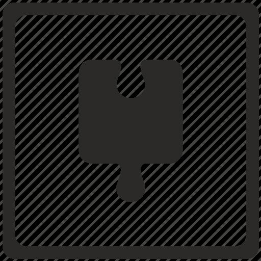 game, logic, puzzle icon