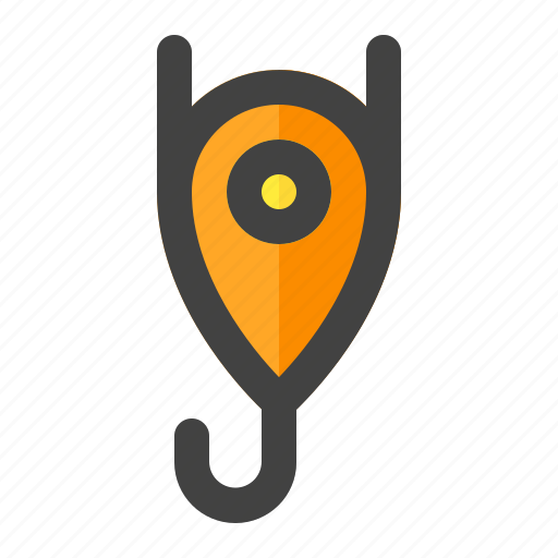 Architecture, building, construction, crane, hook, labor, tools icon - Download on Iconfinder